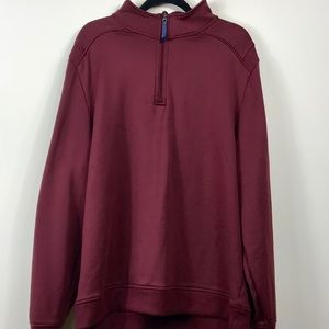 2XL Under Armour Quarter Zip Pullover